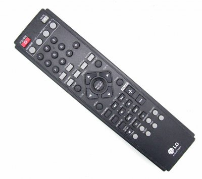 AKB33210907 Remote Controller Assembly