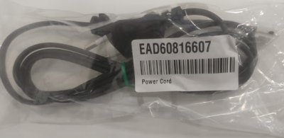 EAD60816607 Power Cord Assembly